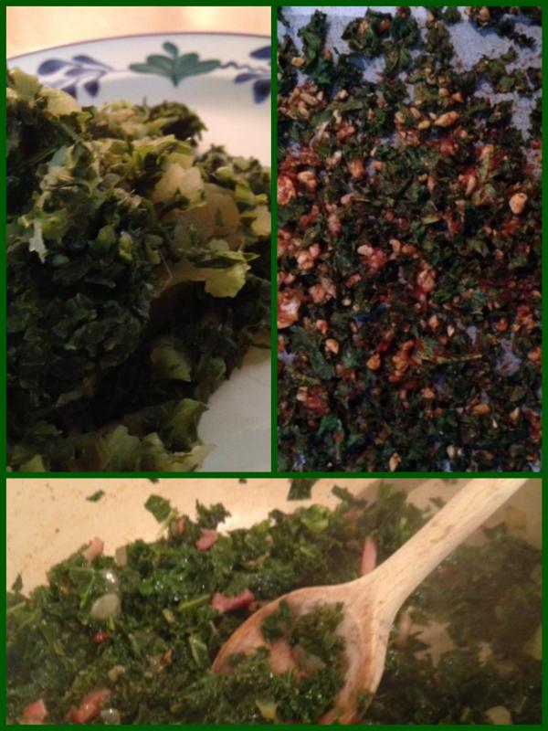 Boerenkool-collage